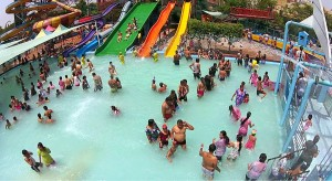 Just chill water park in delhi