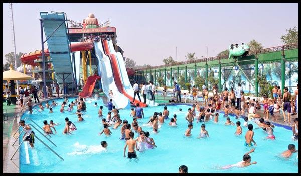 Splash-The-Water-Park in delhi