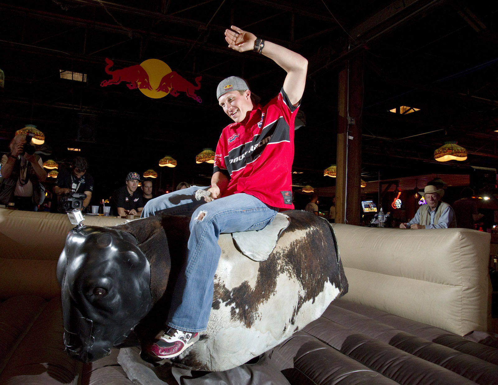 Mechanical Bull Ride in Delhi