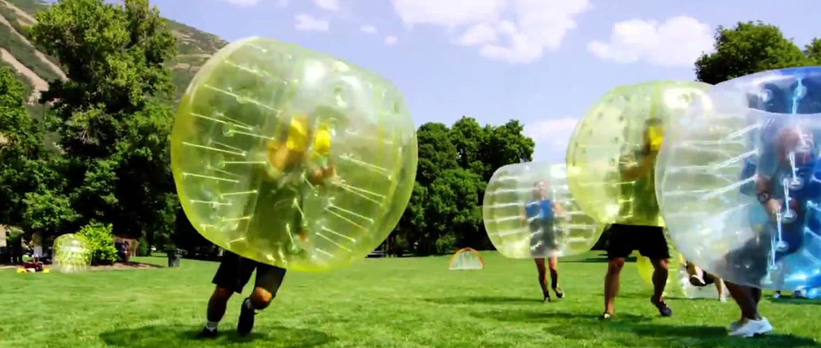 Body Zorbing in Delhi