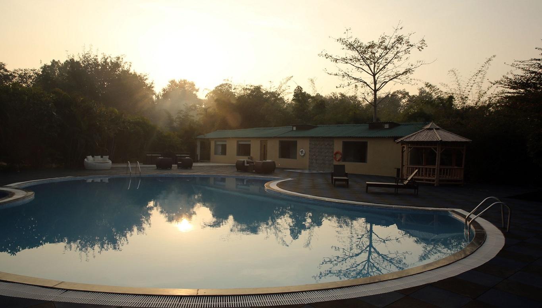 best hotel in corbett
