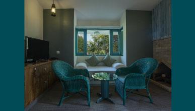 luxury rooms in jim corbett